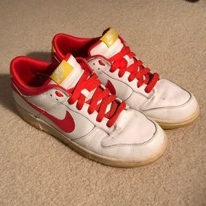 Nike NYX Dunk Low Ronald McDonald